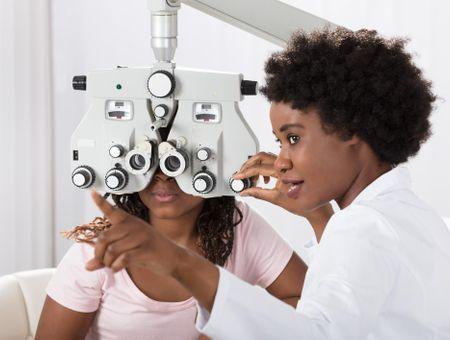 Les principaux troubles de la vision