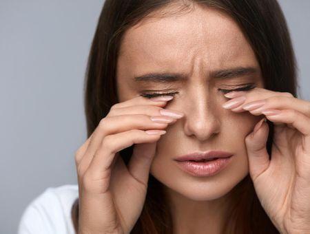 Ulcère de la cornée : symptômes, causes et traitements