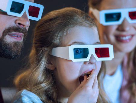 3D : un danger pour les yeux ?