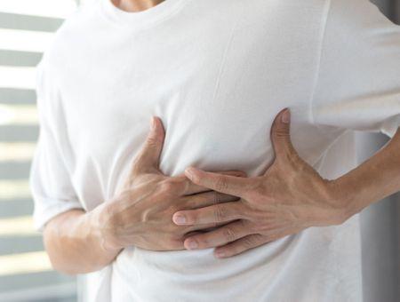 Douleur intercostale ou nevralgie intercostale