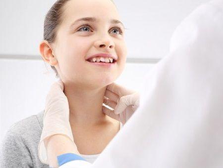 Les adénopathies chez l'enfant (ganglions)