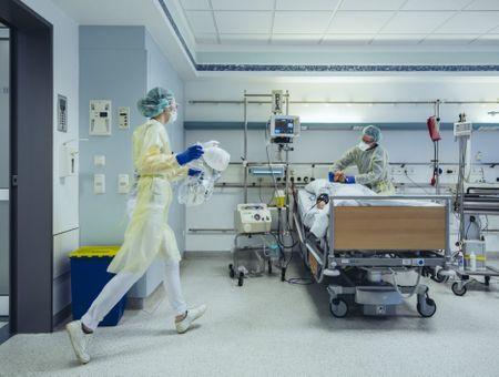40% des activités déprogrammées dans les hôpitaux d'Ile-de-France