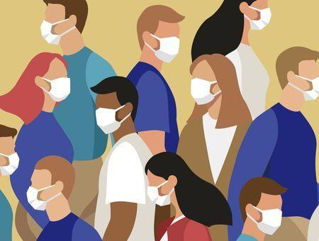 Covid-19 : les cartes pour suivre l'évolution de l'épidémie