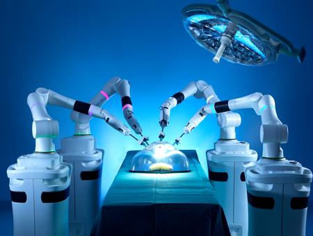 La chirurgie robotique prend un nouvel essor en France