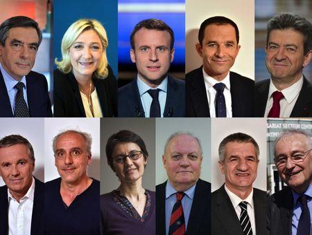 Présidentielles 2017 : les candidats présentent leur programme santé