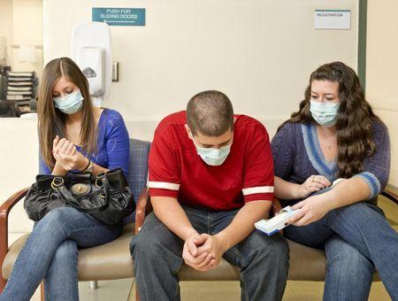 Sous la menace d'une épidémie mondiale de grippe ?