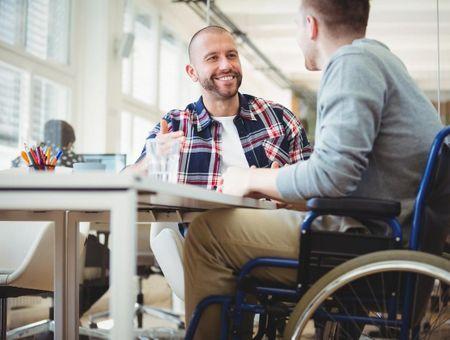 Vie scolaire et vie professionnelle : quelles aides à l'insertion en cas d'handicap moteur ?