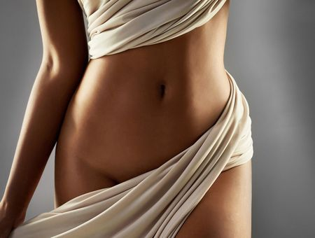 Anatomie de l'intimité féminine