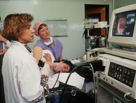 La fibroscopie oeso-gastro-duodénale ou fibroscopie digestive haute