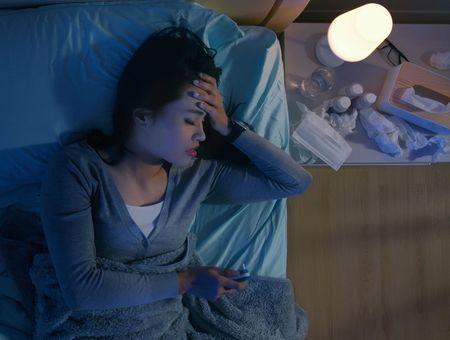 Nez bouché la nuit : nos solutions pour mieux dormir