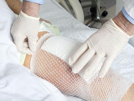 Le traitement des plaies chroniques d'origine vasculaire