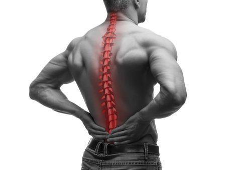 Les différentes origines du mal de dos