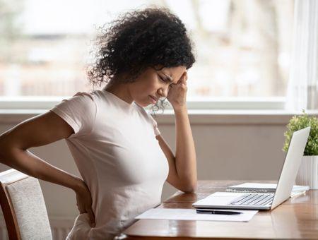 Télétravail : 8 conseils pour éviter le mal de dos