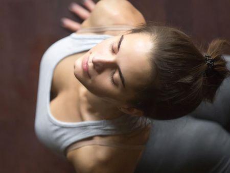 Yoga contre les maux de tête