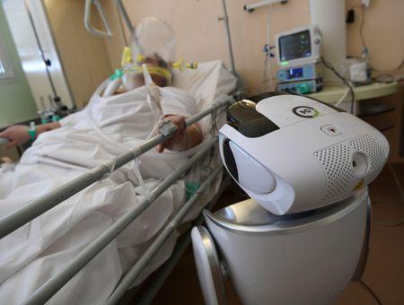 Contre le Coronavirus, les robots à la rescousse des soignants