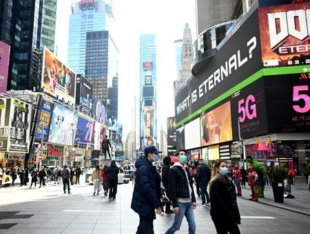 Coronavirus: se couvrir le visage en public bientôt obligatoire dans l'Etat de New York