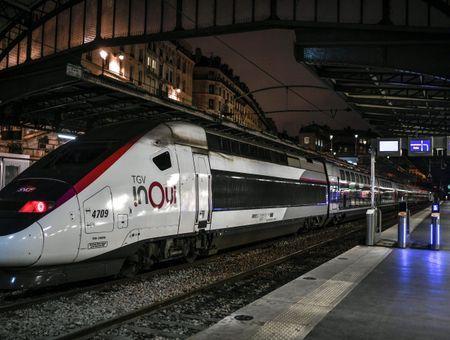 Coronavirus : les TGV et Intercités gratuits pour les personnels soignants