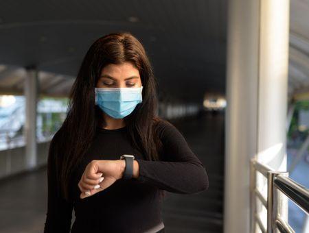 Covid-19 : l'Apple Watch serait efficace pour détecter les symptômes de façon précoce