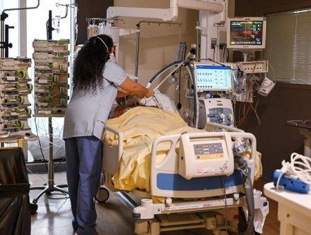 Covid-19 : les patients en réanimation au plus haut depuis fin novembre
