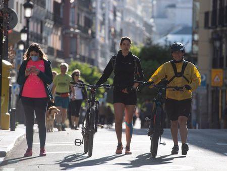 Espagne: 5% de la population infectée par le virus