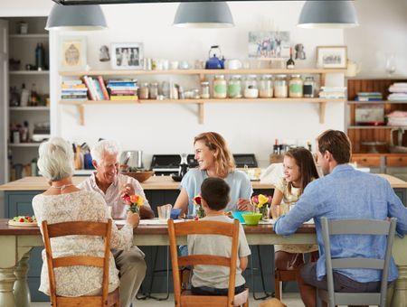 Covid-19 : les malades contaminent la moitié de leur famille