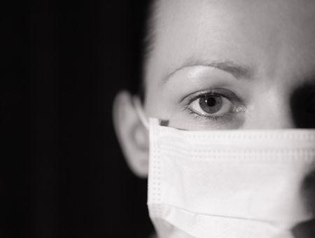 Tiana, infirmière à Paris, interpelle le Président
