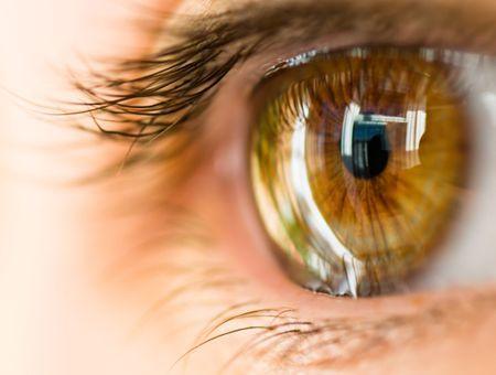 Une implantation de cornée artificielle rend la vue à un patient