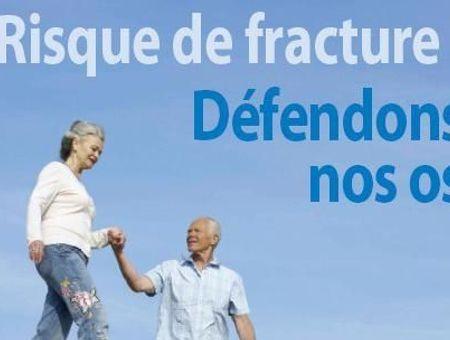 Journée mondiale contre l'ostéoporose (Octobre 2008)