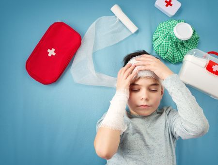 Traumatisme crânien chez l'enfant : l'importance d'une détection rapide