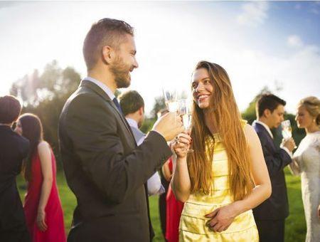 10 conseils pour draguer à un mariage