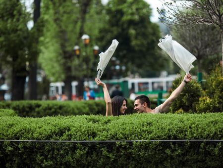 Fantasme de faire l'amour dans des lieux publics