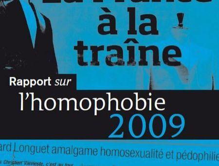 Homophobie, un mal chronique à combattre au quotidien