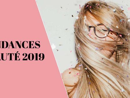 Les tendances beauté qui vous attendent en 2019