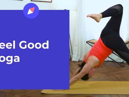 Feel Good Yoga (20 min)
