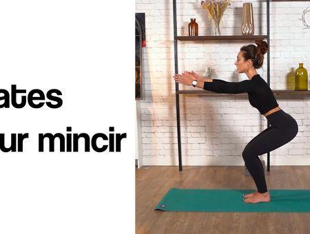Mincir avec le pilates – 30 min