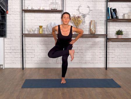 3 postures de yoga pour travailler l'équilibre