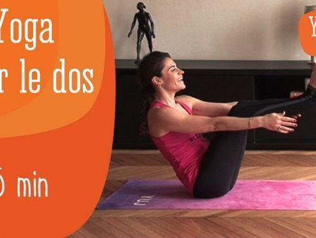 Yoga pour le dos