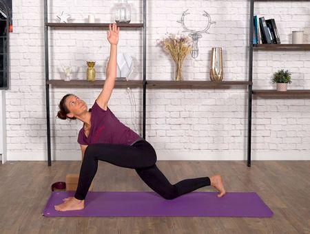 Yoga Vinyasa pour débutants