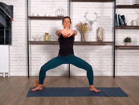 Yoga Vinyasa : séance niveau avancé
