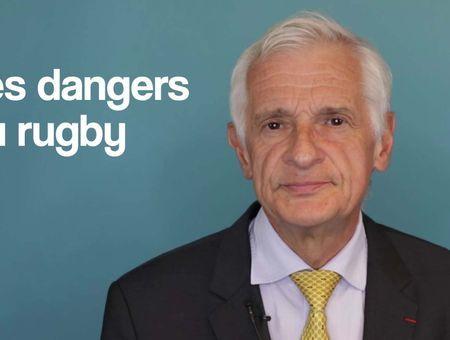 Un neurochirurgien alerte sur les dangers du rugby