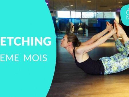 Perte de poids – Stretching du dos 3ème mois