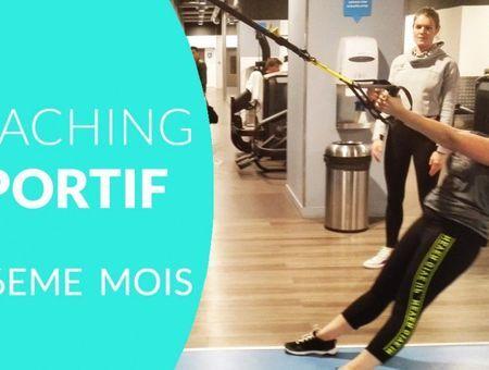 6 MOIS POUR MINCIR – Coaching sportif 6eme mois