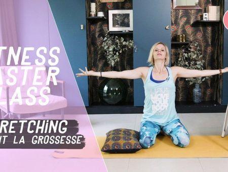Stretching pendant la grossesse (20 mn)