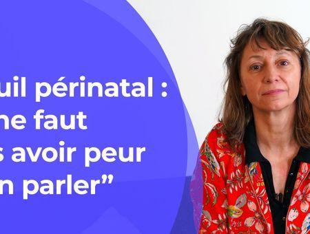 """Deuil périnatal : """"il ne faut pas avoir peur d'en parler"""""""