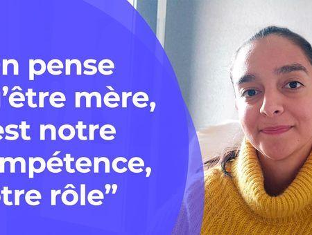 Cécile Doherty-Bigara déculpabilise toutes les mères