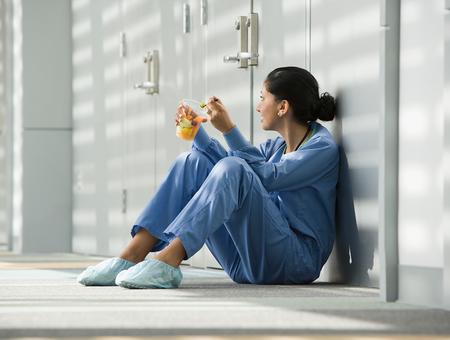 Alimentation et travail en horaires décalés