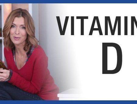 La vitamine D, source de bienfaits