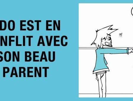 Comment réagir si votre ado est en conflit avec son beau parent