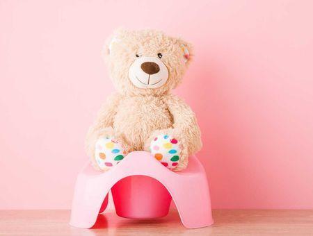 Mon enfant a peur d'aller au pot : comment le rassurer ?