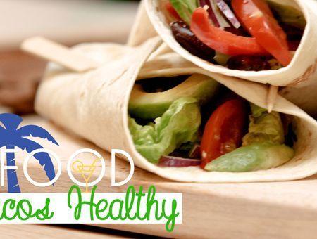 2 idées de Tacos Healthy